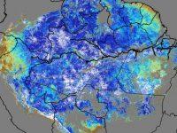 独自の解析アルゴリズムで、アマゾン熱帯雨林の季節変化を検出 次世代静止気象衛星の更なる活用に期待(樋口篤志准教授)