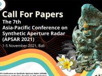 第7回アジア太平洋合成開口レーダ国際学会(APSAR 2021)のご案内